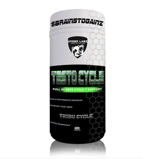 Testo Cycle 120 tabs - Under Labz