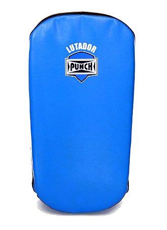 Aparador de chute  Thai Pad  azul e preto - Punch