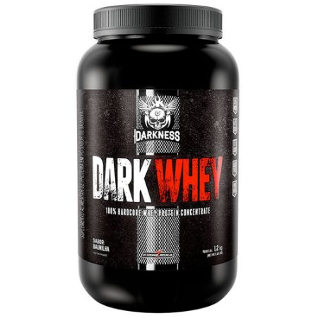 Dark Whey  100% 1,2 kg - Integralmedica