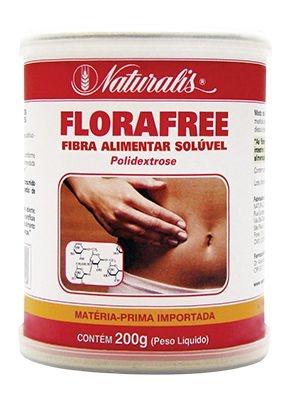 FloraFree Polidextrose 200g Naturalis