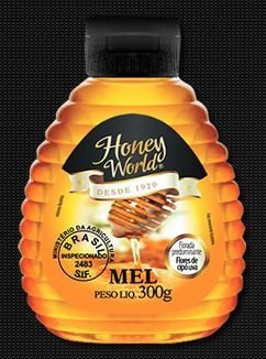 Mel Puro 300g Honey World