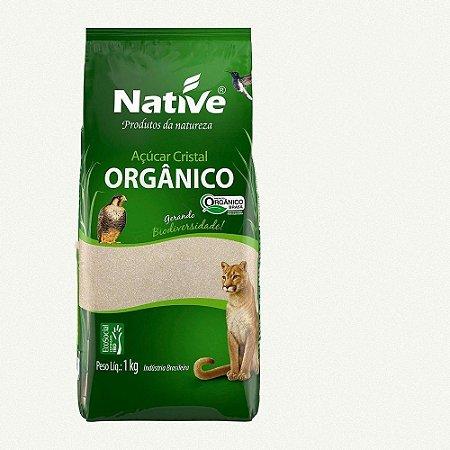 Açúcar Cristal Orgânica 1k Native