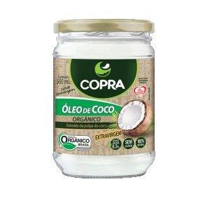 Óleo de Côco Extra Virgem Orgânico 500ml Copra