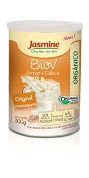 Leite de Arroz BioV em Pó Orgânico 300g Jasmine