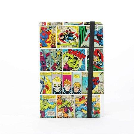 Caderno de Anotações  HQ Colors