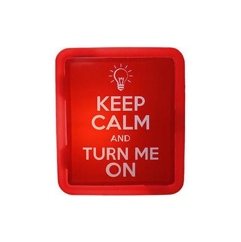 Luminária Lightbox Keep Calm