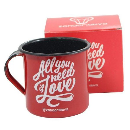 Caneca Agata All You Need Is Love