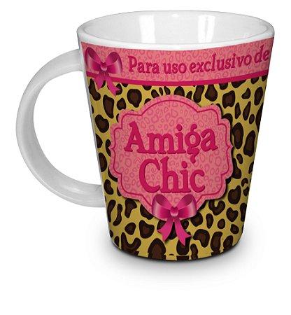 Caneca Amiga Chic