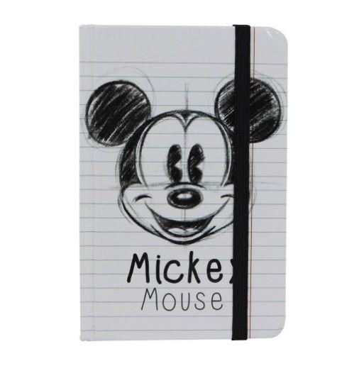 Bloco de Anotações Mickey