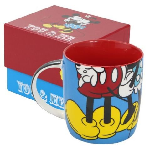 Caneca Mickey e Minnie - You And Me