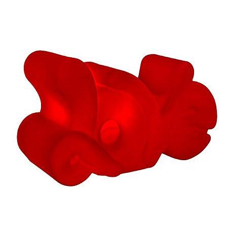 Luminária Love Vermelha