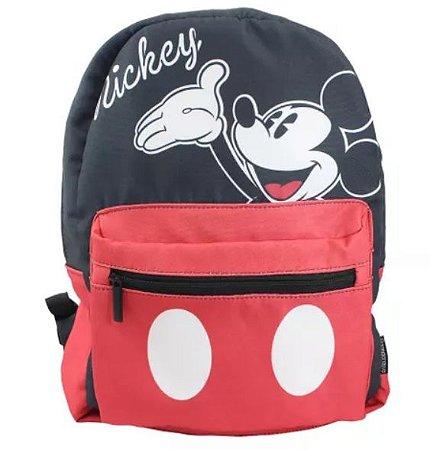 Mochila 2 em 1 Mickey e Minnie