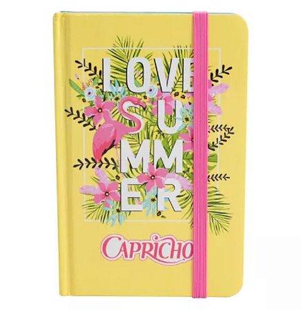 Caderno de Anotações Love Summer