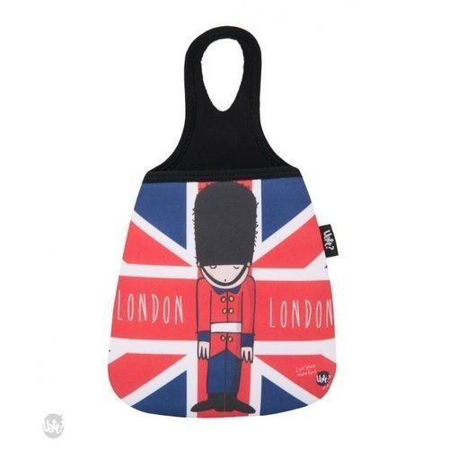 Lixeira Neoprene London - Uatt?