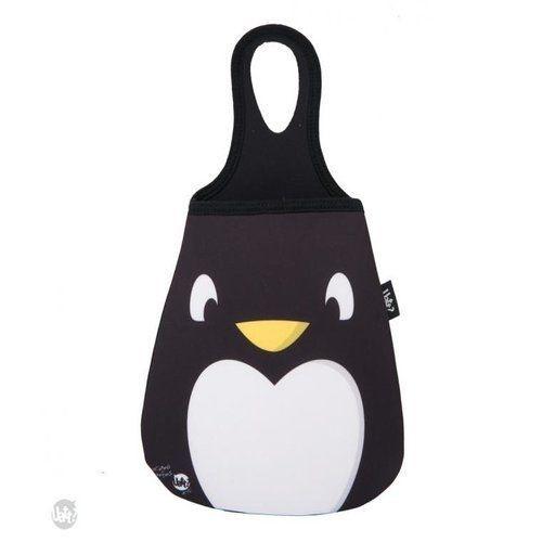Lixeira Neoprene Pinguim - Uatt?
