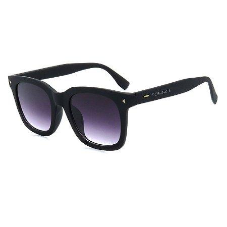 Óculos de Sol Preto Feminino Torani