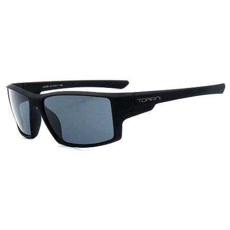 Óculos de Sol Masculino Preto Torani