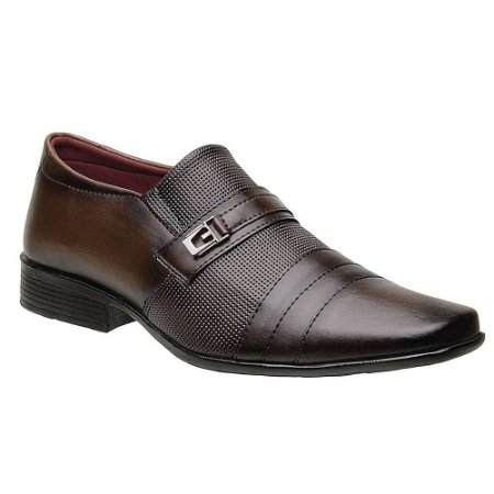 Sapato Social Torani Palermo Marrom
