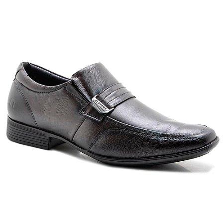 Sapato Social Pipper Masculino Couro de Carneiro Marrom