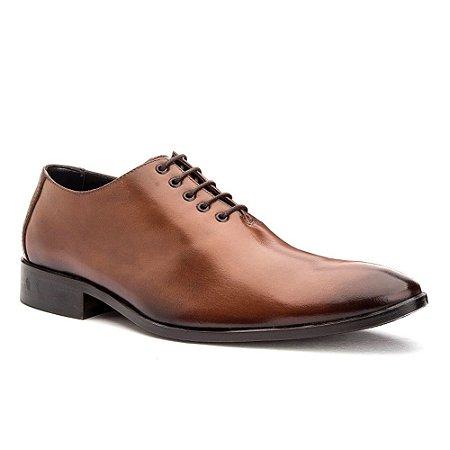 Sapato Social Masculino Wholecut Premium Bigioni