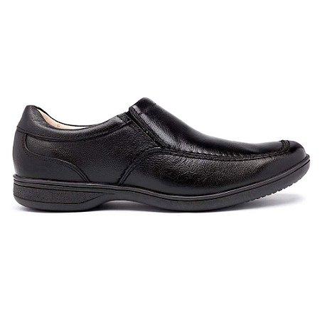 Sapato Masculino Couro Preto Torani Stanley