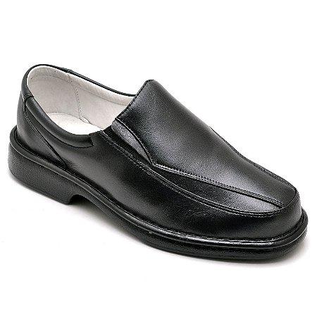 Sapato Masculino Ranster Confort Palmilha Massageadora Pele Carneiro