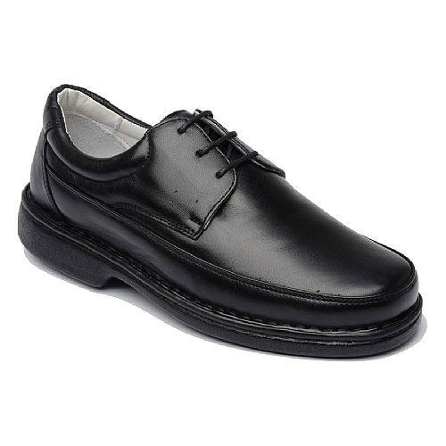 94d34cc902 Sapato Antistress Mafisa Calçados Pelica Marrom ou Preto - Loja ...