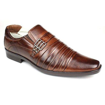 Sapato Social Masculino Palmilha Gel com Amortecedor Ranster