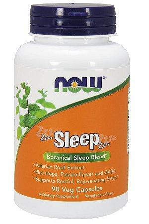 Sleep 90 veg caps NOW Foods