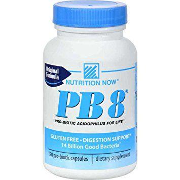 PB8 Original Formula 120 caps NUTRITION Now