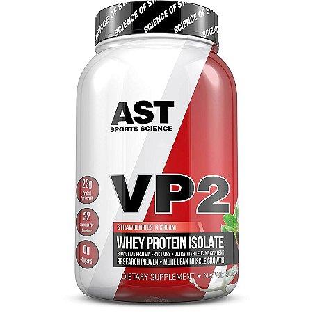 VP2 Whey Protein 2lbs - validade 10/19