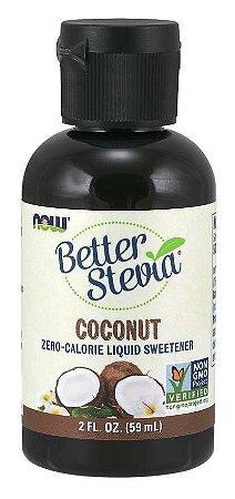 Better Stevia 2fl oz 59 ml NOW