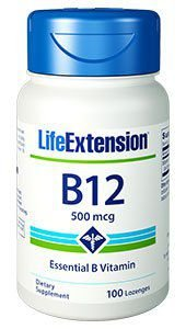 Vitamin B12 Essential vitamin B12 100 LIFE Extension