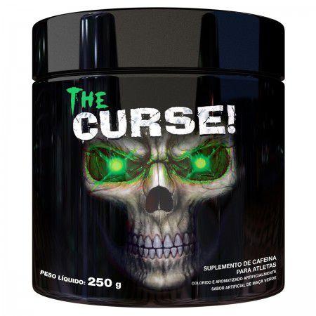 The Curse Pré Treino 50 Doses Importado