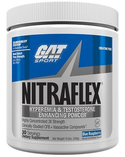 Nitraflex 30 Doses GAT Sports