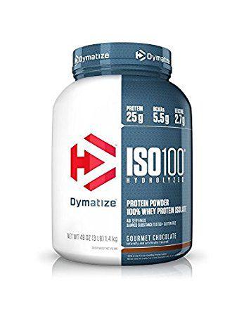 ISO 100 Dymatize 3 lbs FRETE GRATIS