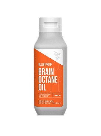 Brain Octane MCT Óleo de Coco Ultra Concentrado BULLETPROOF 473 ml FRETE GRATIS