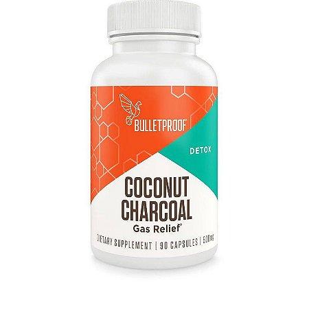 Coconut Charcoal 500mg 90 caps BULLETPROOF