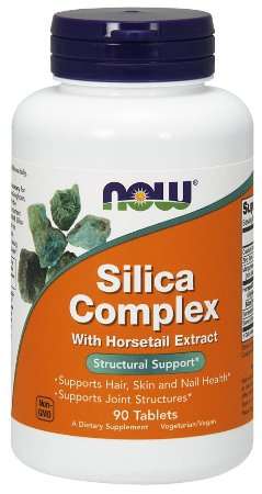 Silica Complex 90 Tablets NOW Foods
