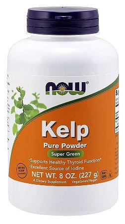 Kelp Powder Organic 227 g NOW Foods