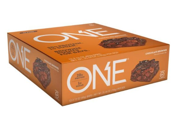 One Bars Barrinha Chocolate Brownie - FRETE GRATIS
