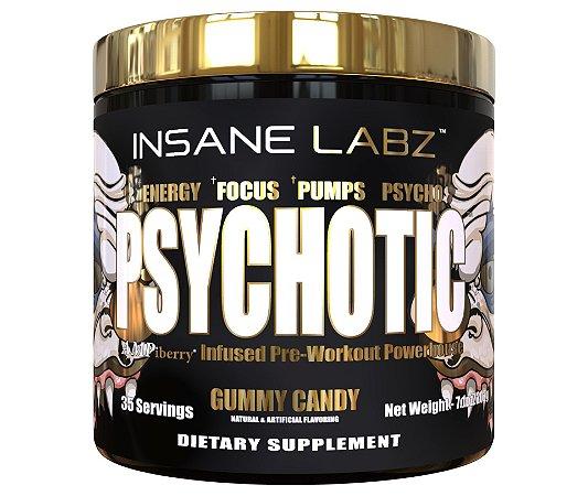 Psychotic Gold Insane Labz FRETE GRATIS