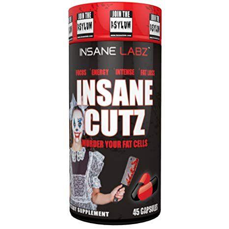 Insane Cutz 45 caps INSANE Labz