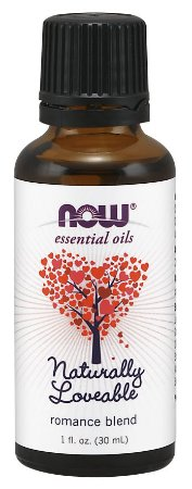 Óleo essencial Blend Naturally Loveable 1oz 30ml NOW Foods