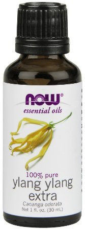 Óleo essencial de Ylang Ylang extra 1oz 30ml NOW Foods