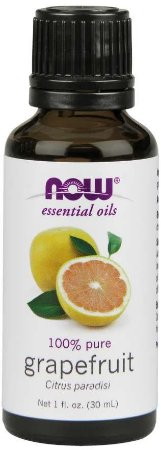 Óleo essencial de Grapefruit toranja 1oz 30ml NOW Foods
