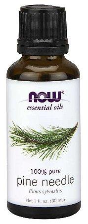 Óleo essencial de Pine Needle agulha de pinheiro 1oz 30ml NOW Foods
