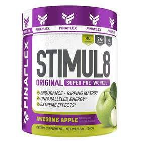 STIMUL8 Original Super Pre treino 40 servings FINAFLEX