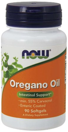 Oregano Oil 90 Softgels NOW Foods