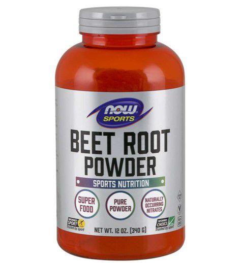 Beet Root Powder raiz de beterraba em pó 12oz 340g NOW Foods